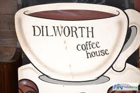 Signing - Dilworth Coffe House