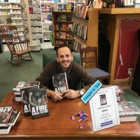 A Fire Burns Within Book Signing: Park Road Books